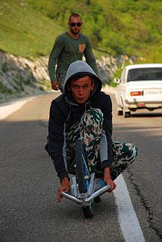 Дертсерф – колесница нового поколения